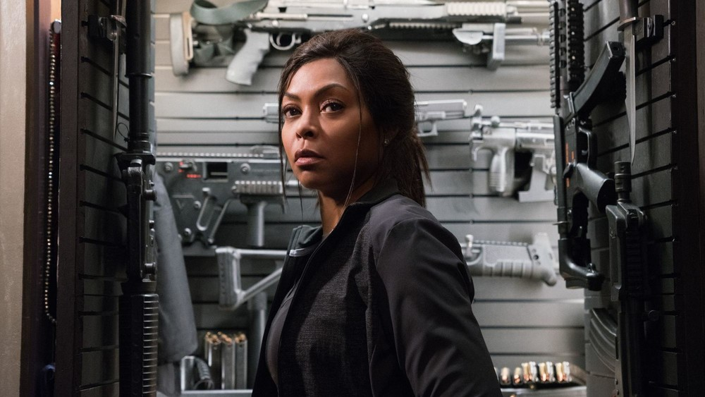 Taraji Henson leading charge of strong women in 2018 with 'Proud Mary' -  Chicago Tribune