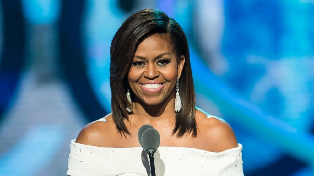 Michelle Obama celebrates 54th birthday with flowers from Barack Obama -  ABC News