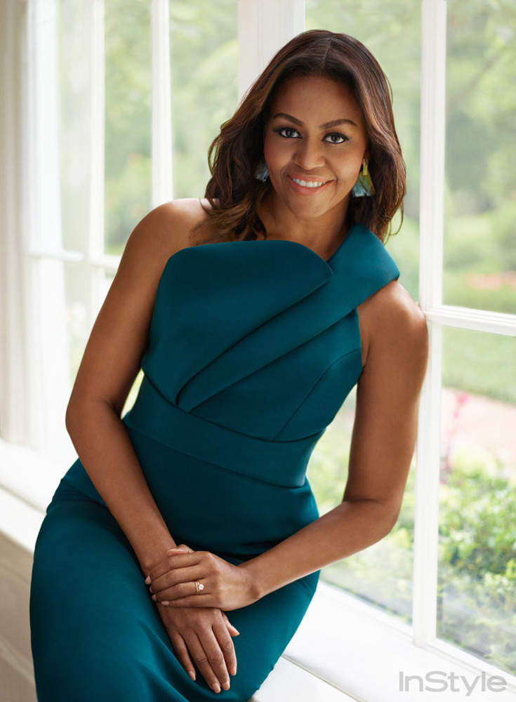 First Lady Michelle Obama on Style, Social Media, and the Biggest  Challenges Facing Girls Today