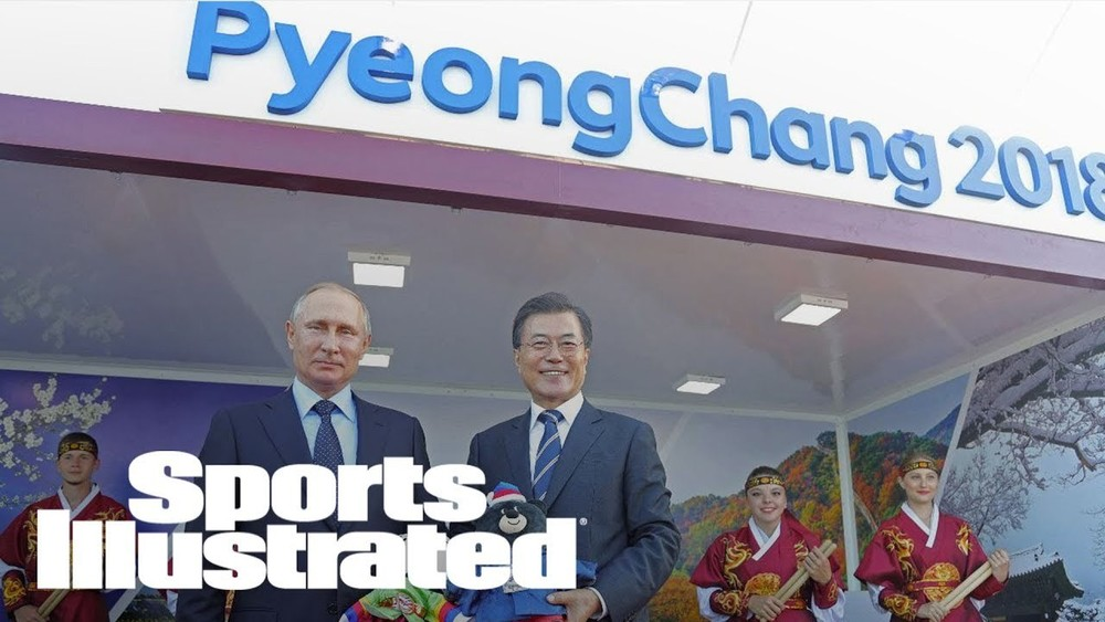 #sports Russian Team Banned From Pyeongchang Paralympics 2018 | SI Wire |  Sports Illustrated 2018-01-29 15:58:30