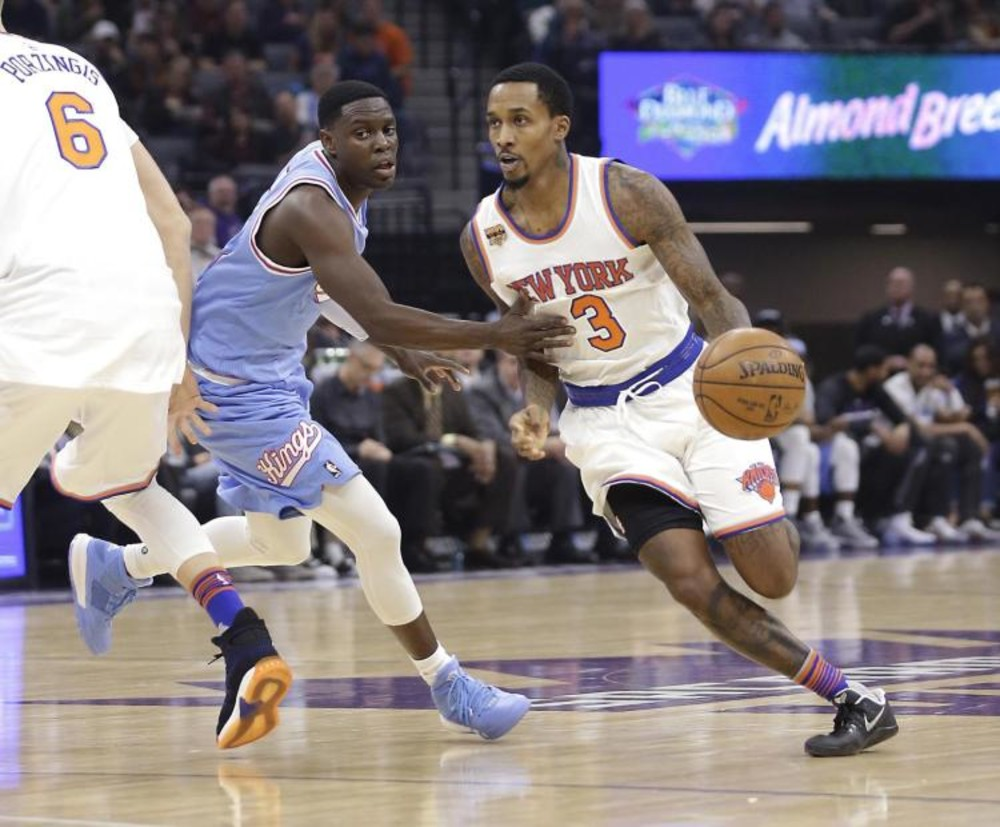 Brandon Jennings admits he probably would have 'folded' earlier in his  career after bad