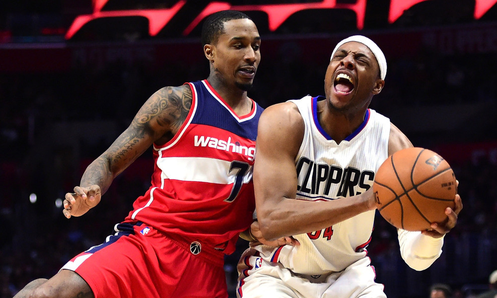 Paul Pierce shows Brandon Jennings why you should never try to diss The  Truth
