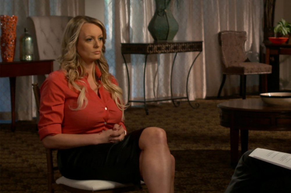 Stormy Daniels gave big boost to '60 Minutes' ratings