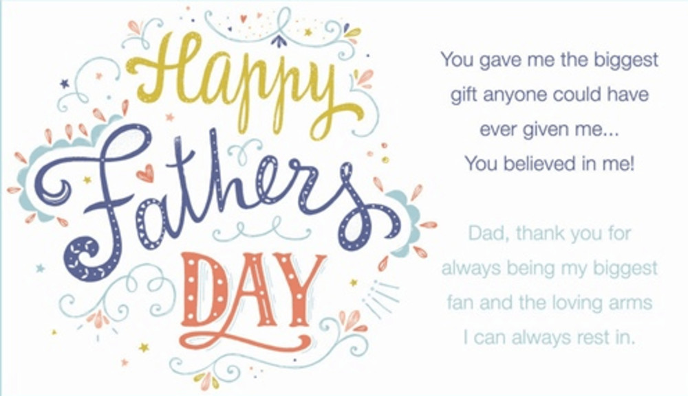 Happy Fathers Day Messages SMS Wishes Texts and Images 2018