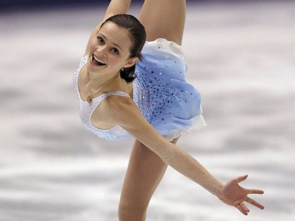 Sasha Cohen: Olympic Figure Skater and Skating Hall of Famer – Amazing Jews